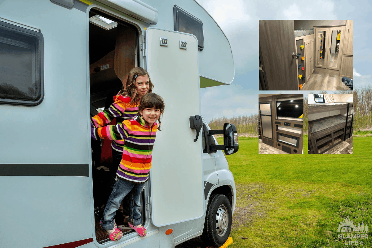 RV Features for Kids
