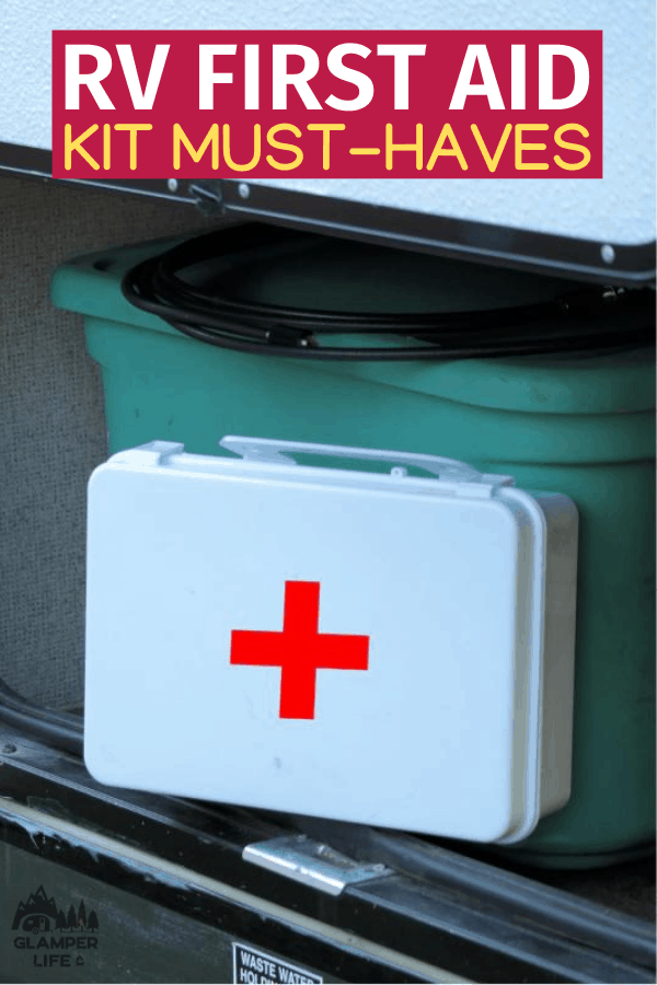 RV First Aid Kit PIN