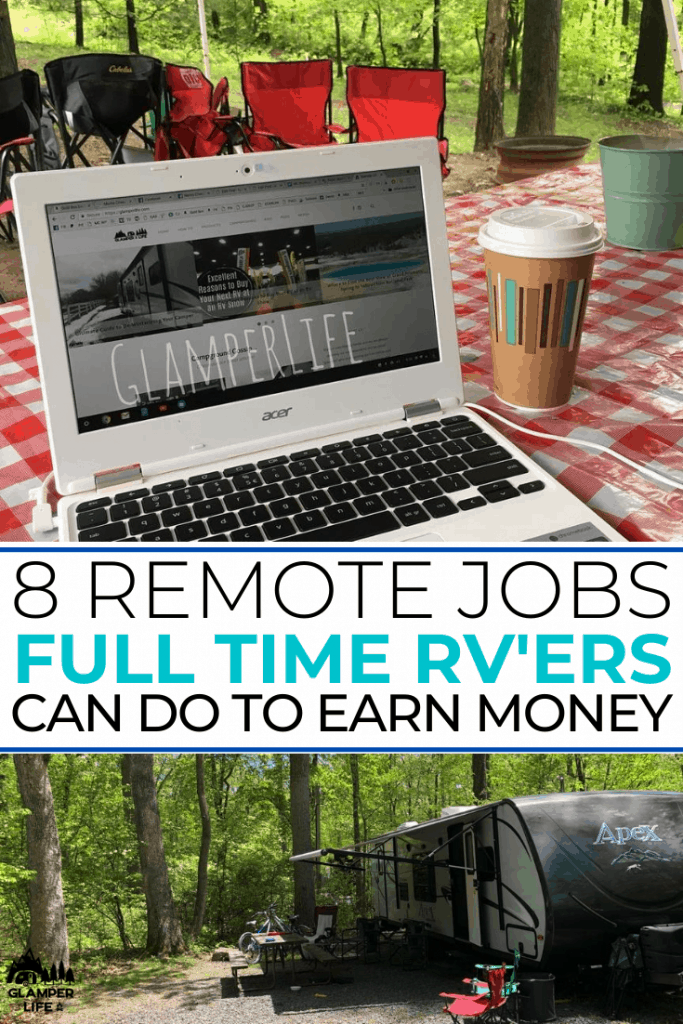 RV Remote Jobs PIN