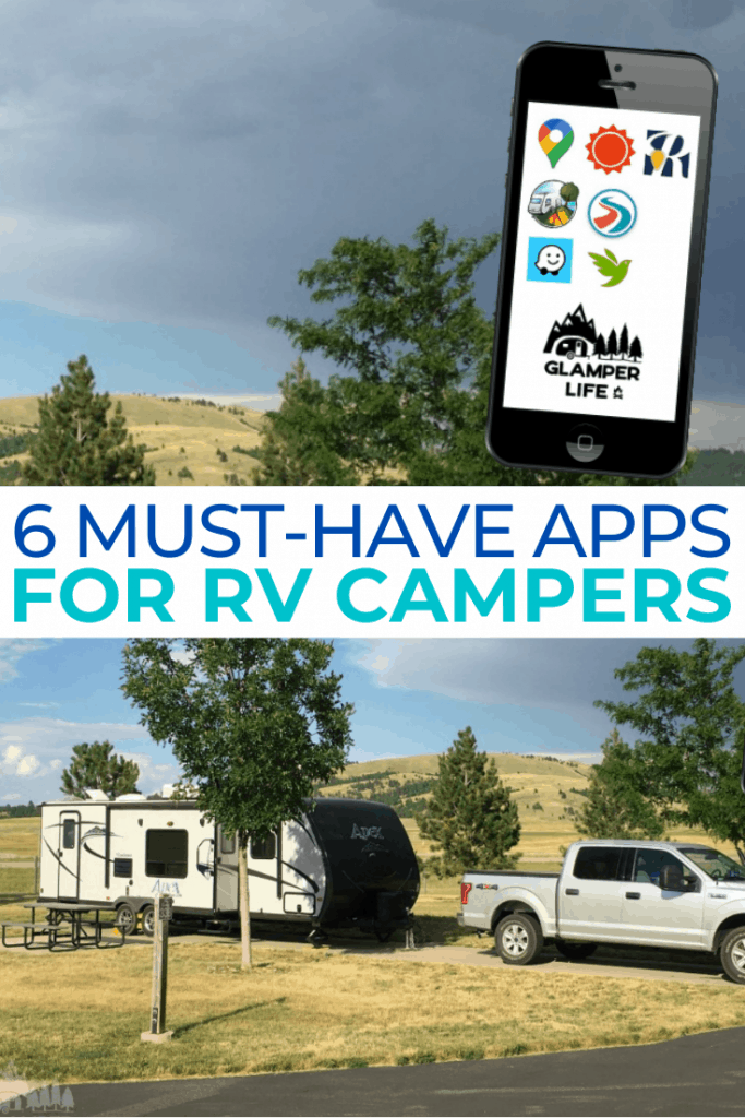 Must Have RV Apps PIN