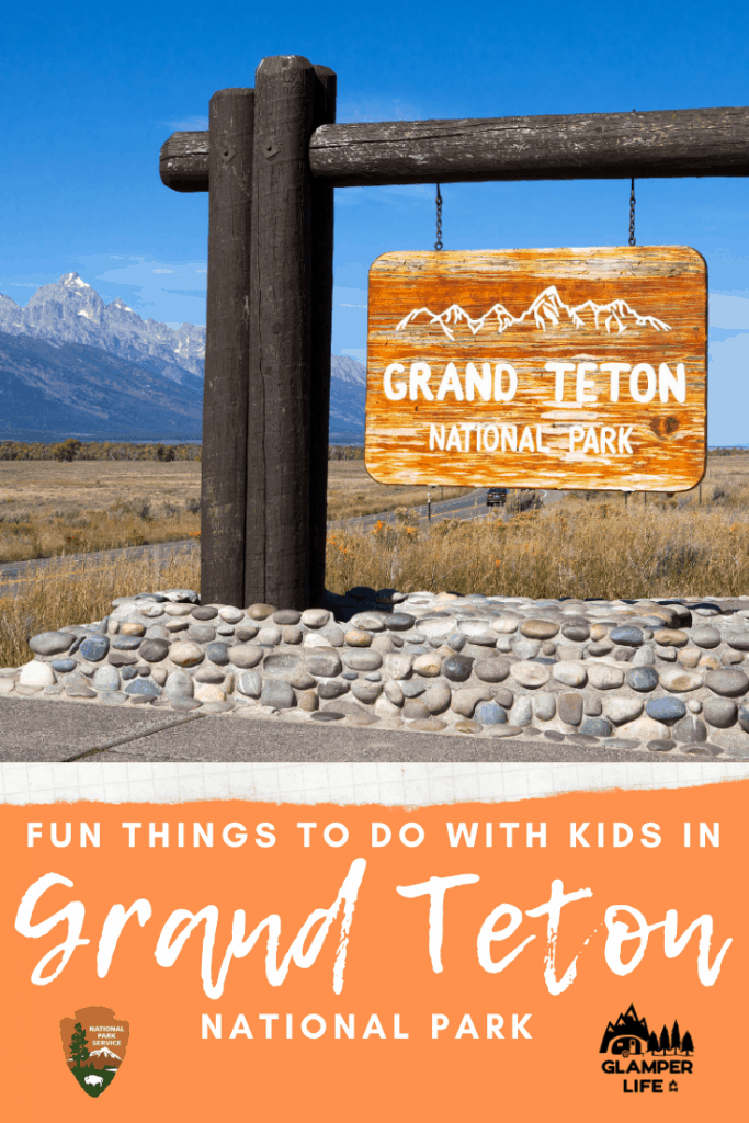 Kids in Grand Teton PIN