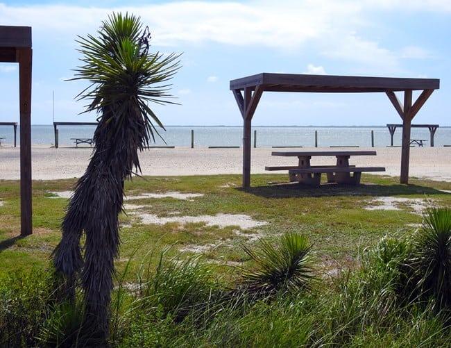 Bird Island Basin Campground