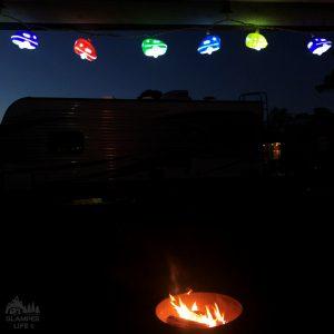 Camco RV String Lights