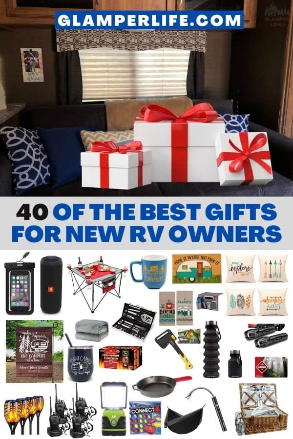 RV Gifts for new owners PIN