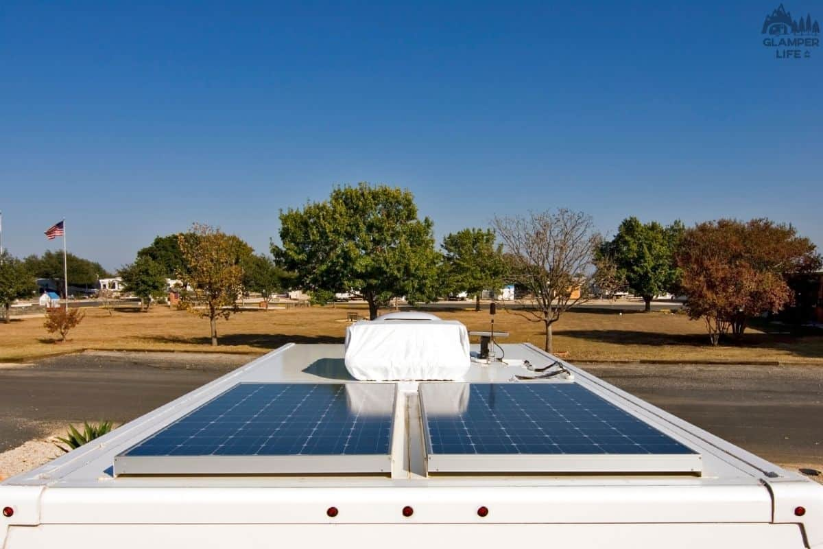 Solar Panels RV