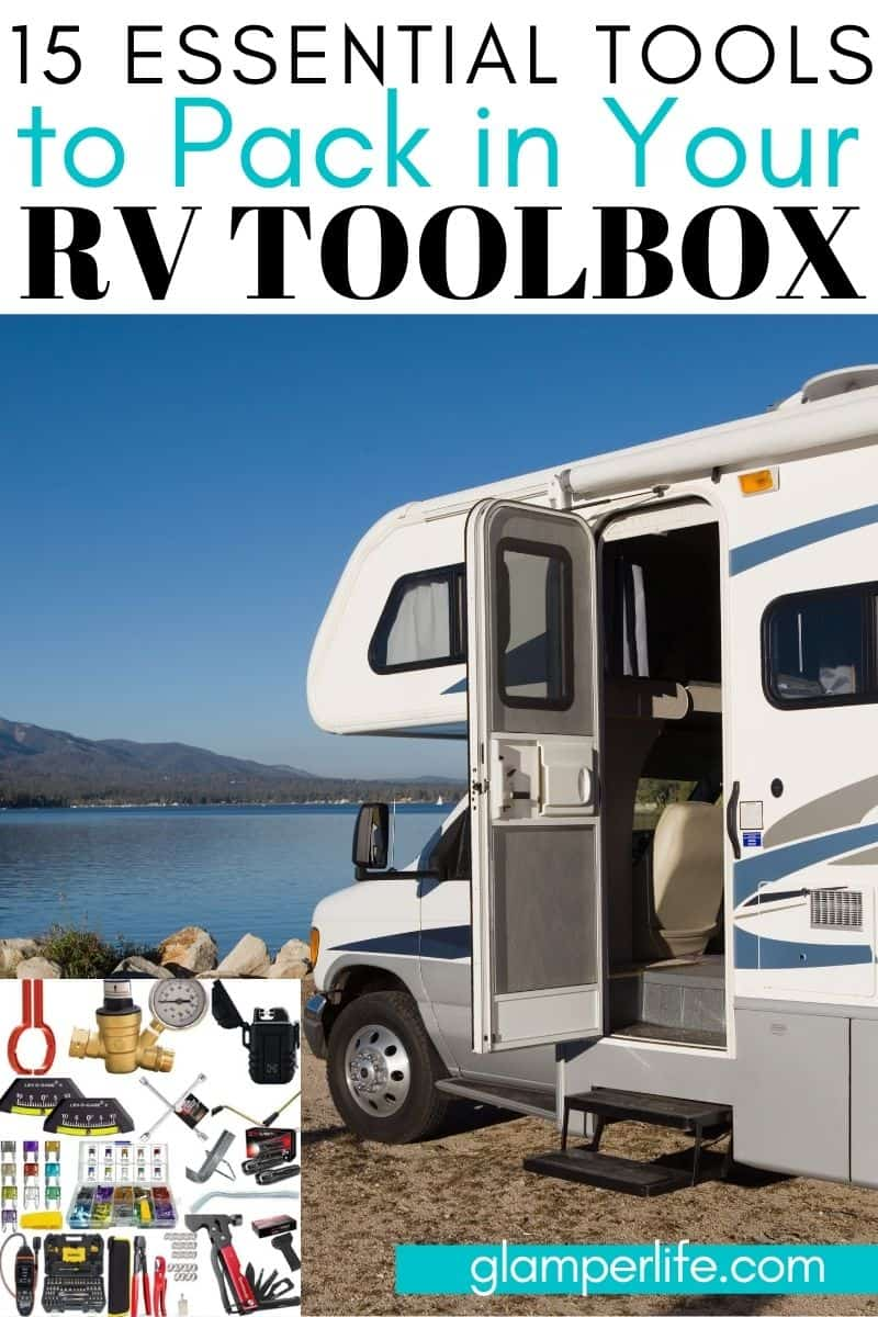 Essential Tools to Pack in Your RV Toolbox Kit PIN