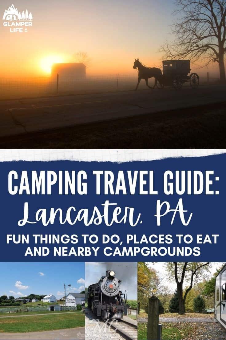 Lancaster Camping Guide PIN