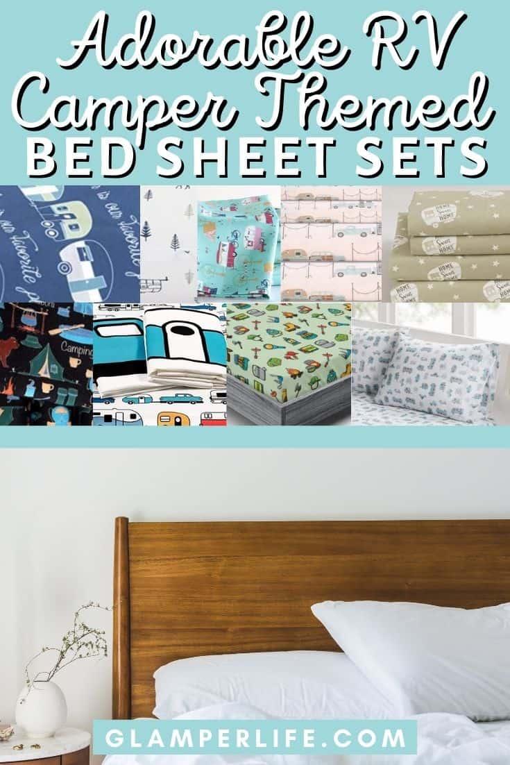 RV Bed Sheet PIN