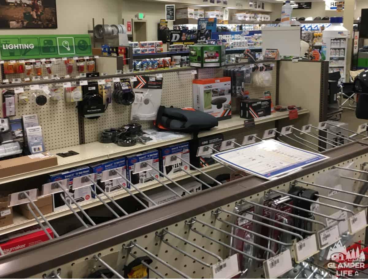 RV Dealer Store