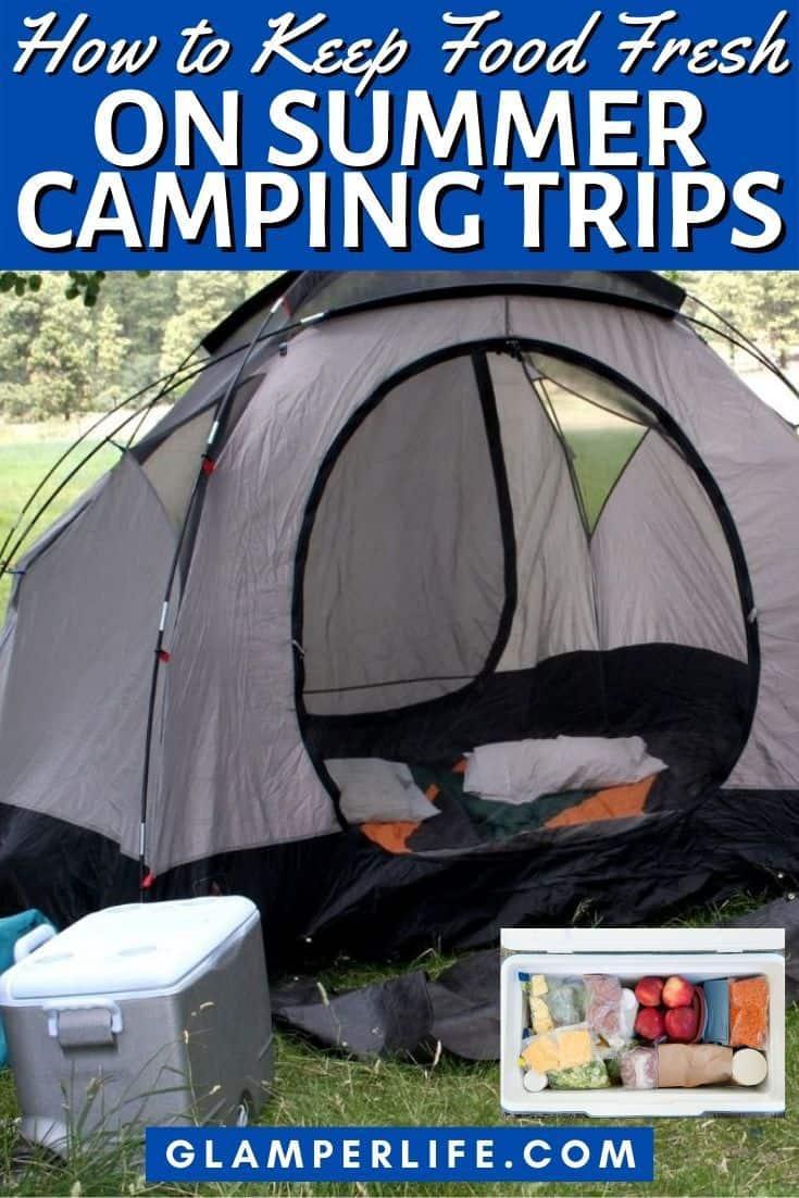 Keeping Food Cold While Camping PIN