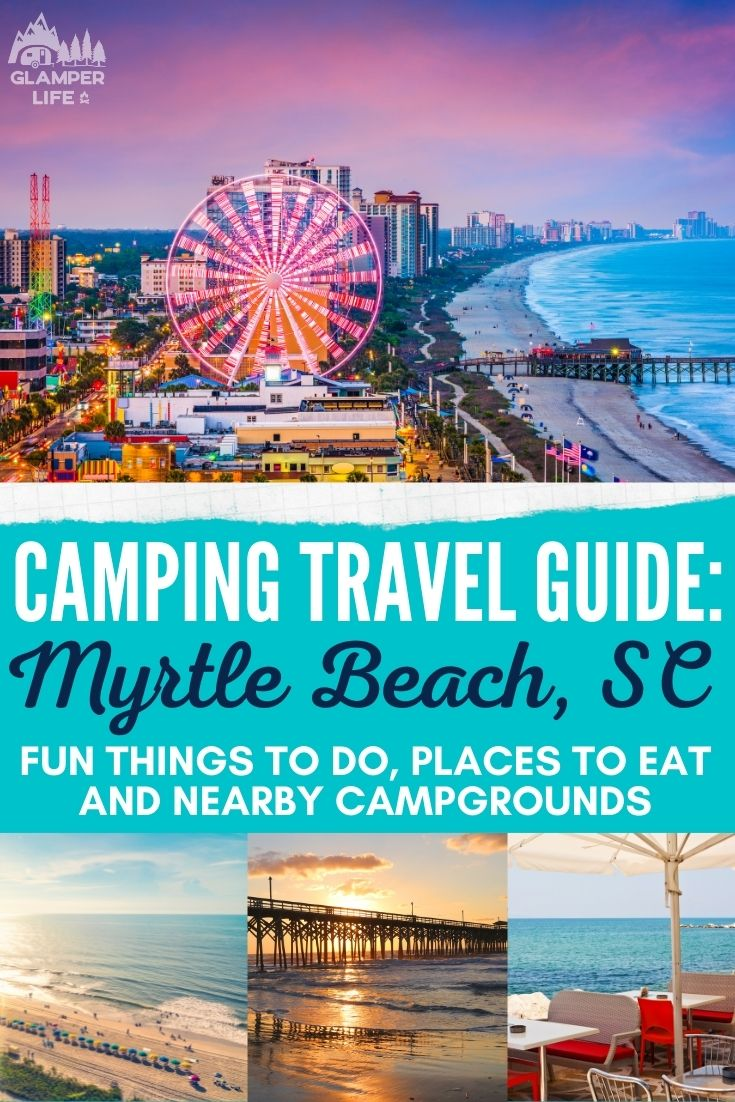 Myrtle Beach Camping Guide PIN