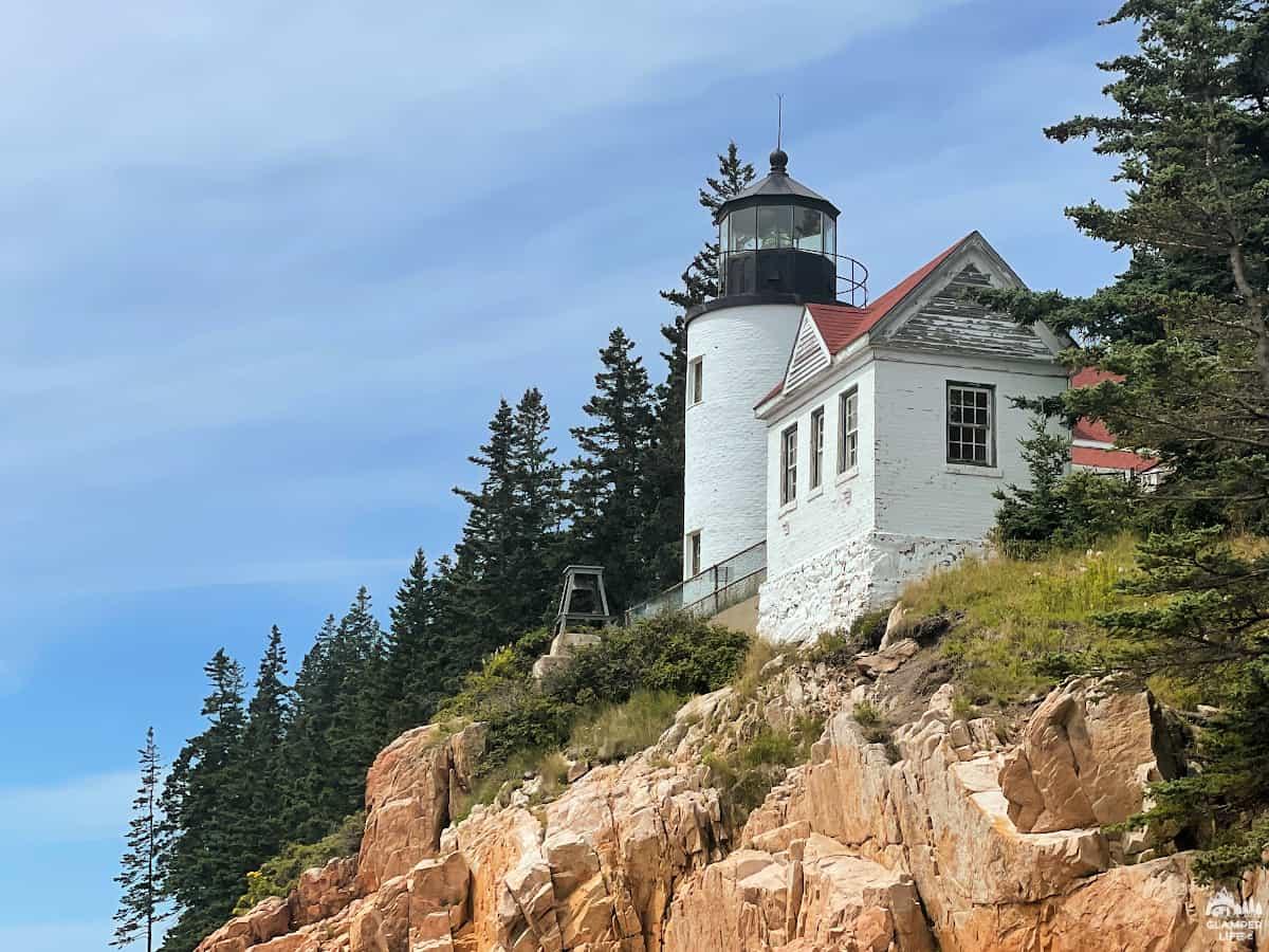 Bass Harbor Head Lighthouse Bar Harbor