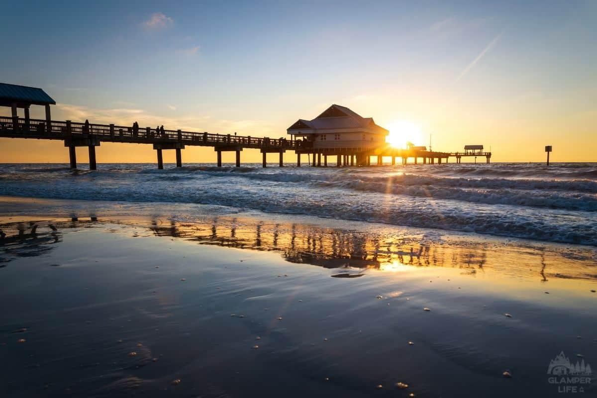 Clearwater FL Pier