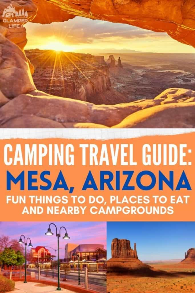 Mesa AZ Guide PIN
