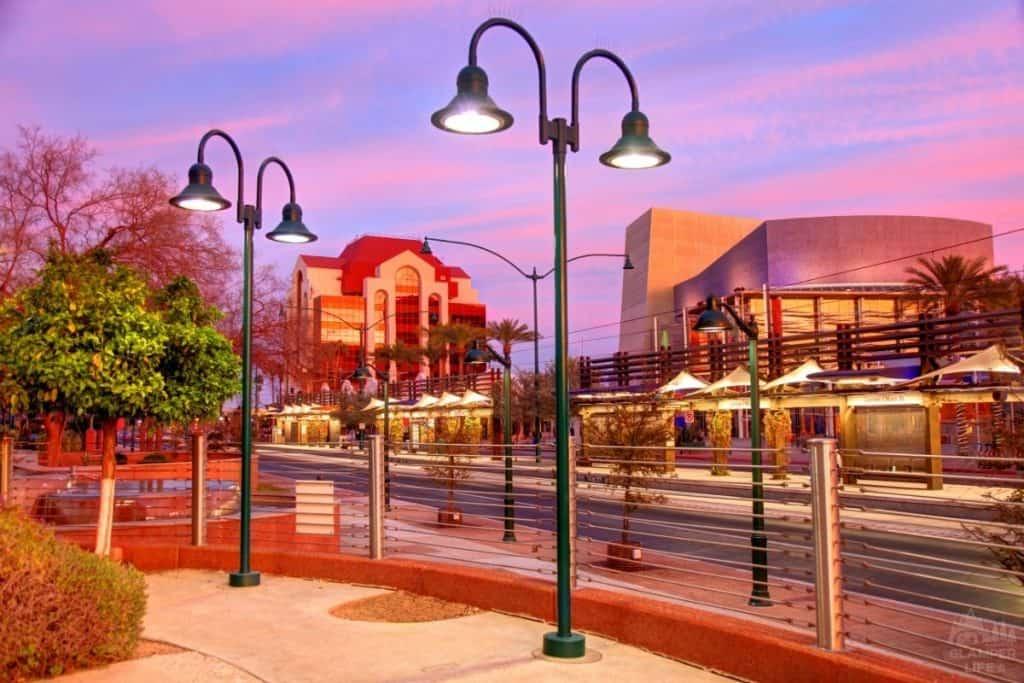 Town of Mesa Arizona