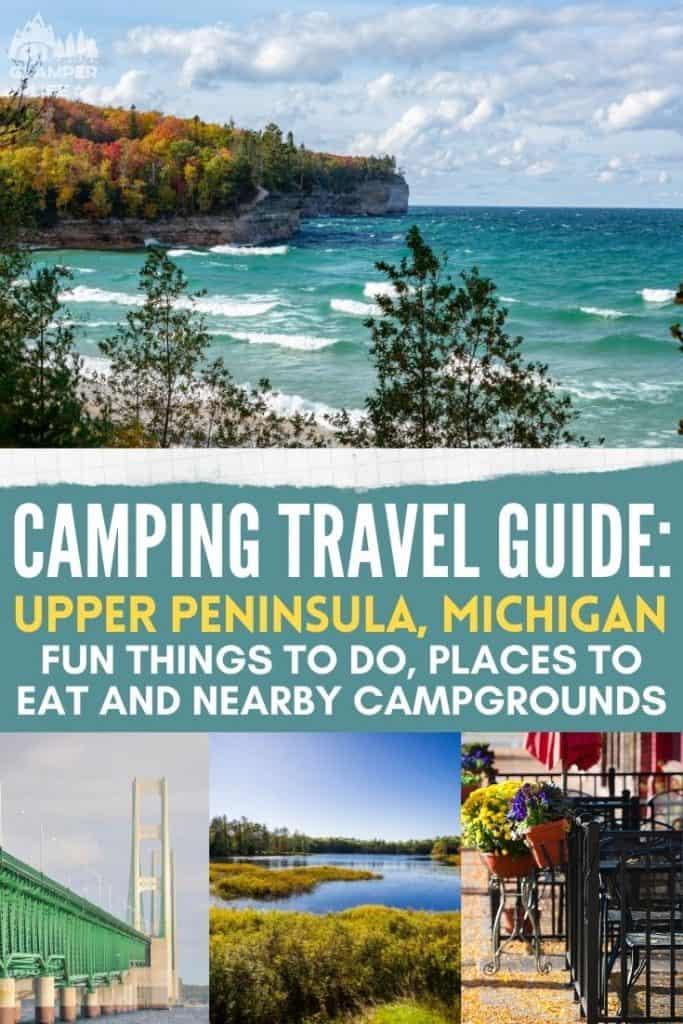 Upper Peninsula MI Guide PIN