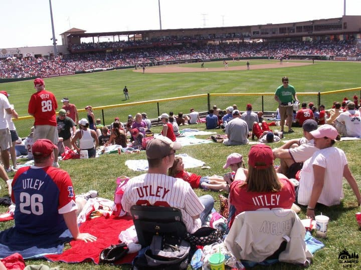 phillies spring training clearwater