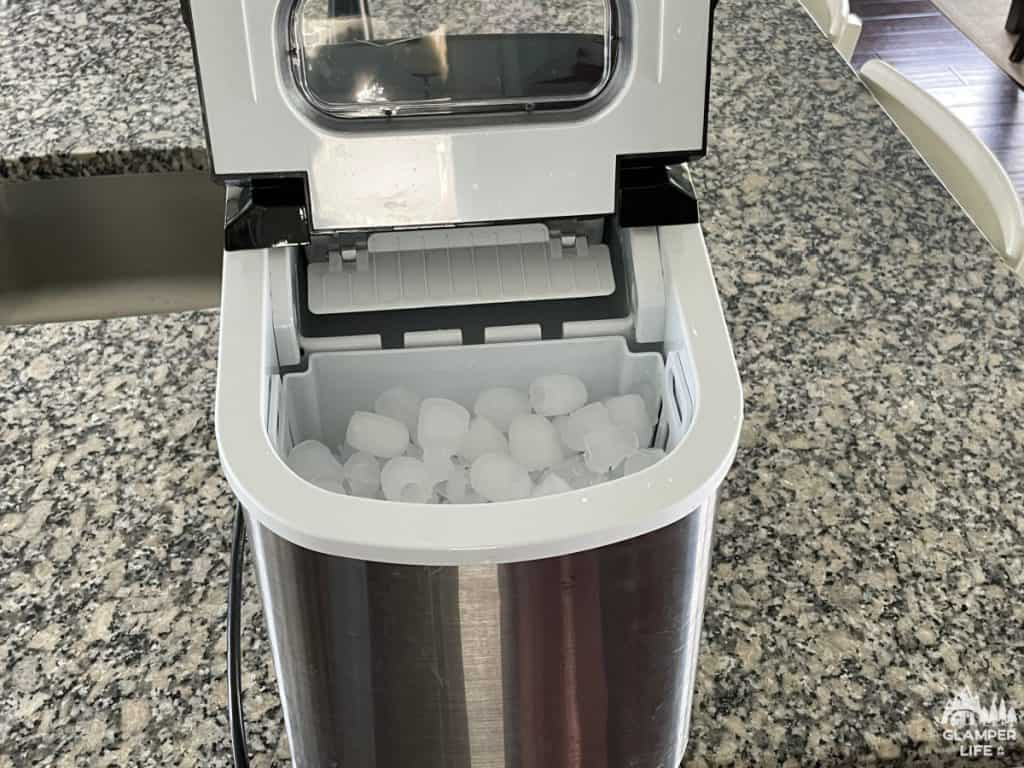 Chef Magic Countertop Ice Maker