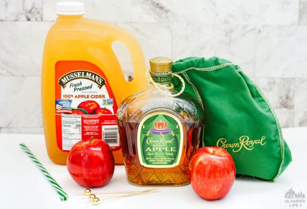 Crown Apple Cider Ingredients