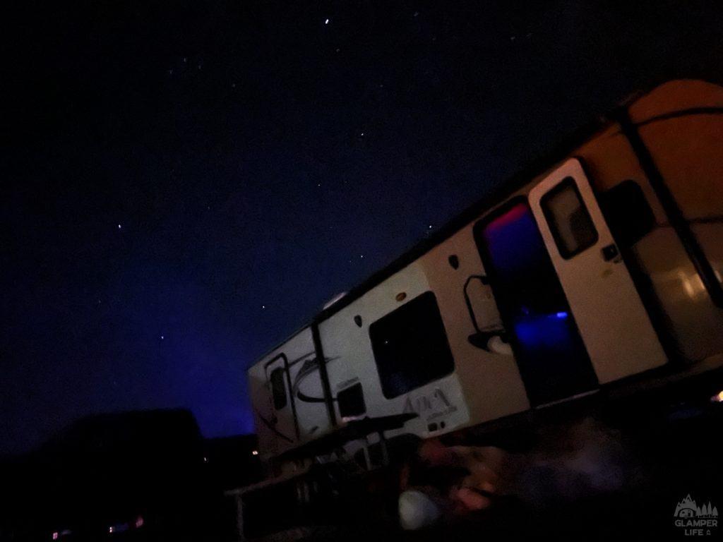 Stargazing in Bar Harbor
